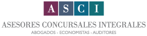 ASESORES CONCURSALES INTEGRALES. Lawyers, auditors and economists